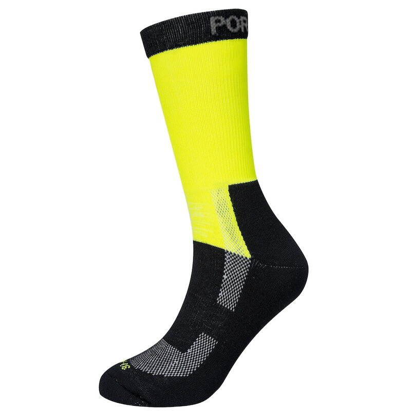 3 Paar Socken Arbeitssocken Strümpfe Safety Jogger Funktionssocken